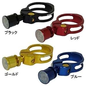 エバニュー(EVERNEW) INNOVITY(イノヴィティー)CL1 自転車用 4mm六角ボルトクランプ LED1灯 WPC128 サイズ28.6mm BLACK 894090