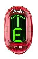 Fender フェンダー チューナー FT-1620 CALIFORNIA SERIES TUNER CAR