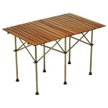 コールマン ガーデンウッドテーブル6 170A5748
