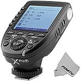 GODOX Xpro-P送信機 TTLワイヤレスフラッシュトリガ TTL Wireless Flash Trigger 内蔵2.4GXワイヤレスシステム PENTAXカメラ対応 技適マーク付き
