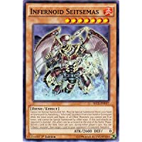 遊戯王 英語版 Infernoid Seitsemas (SECE-EN017) - Secrets of Eternity - 1st Edit...