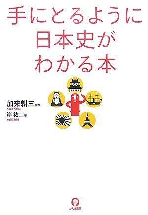 手にとるように日本史がわかる本の詳細を見る