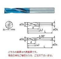 不二越(ナチ) 超硬ドリル AQDEXZ1410 (アクアドリル EX フラット)