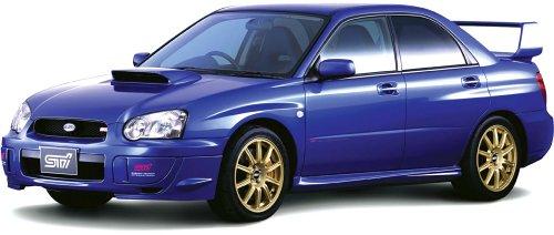 1/24 GTWウイングシリーズ No.11 スバルインプレッサ WRX Sti '02 GTWウイング