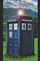 Journal: A Doctor who themed notebook journal for your everyday needs