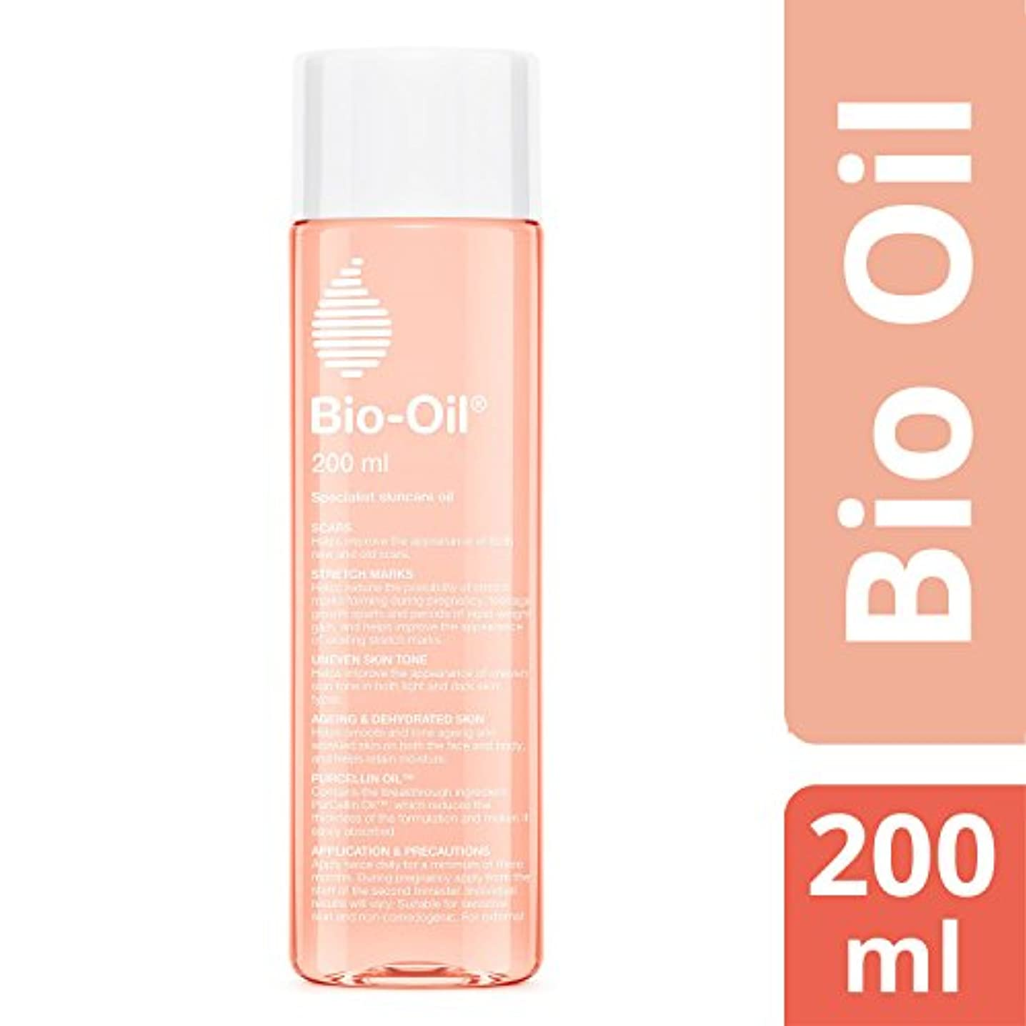 ナインへチェリーデータBio-Oil Specialist Skin Care Oil, 200ml