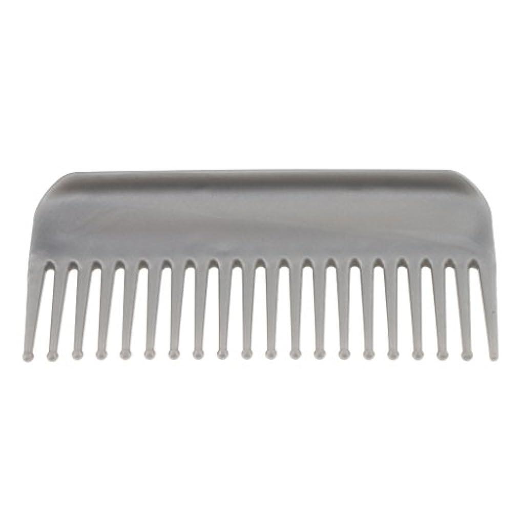 評判振り子豊かにするヘアブラシ ヘアコーム コーム 櫛 くし 頭皮マッサージ 帯電防止 耐熱性 広い歯