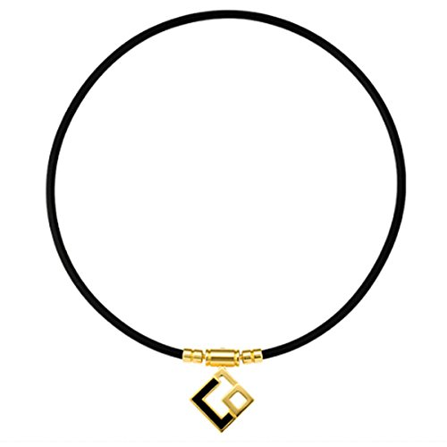 [해외]코란 TAO 목걸이 AURA (아우라) 프리미엄 골드 | 자석 목걸이 24 금/Corantte TAO Necklace AURA (Aura) Premium Gold | Magnetic Necklace 24 K