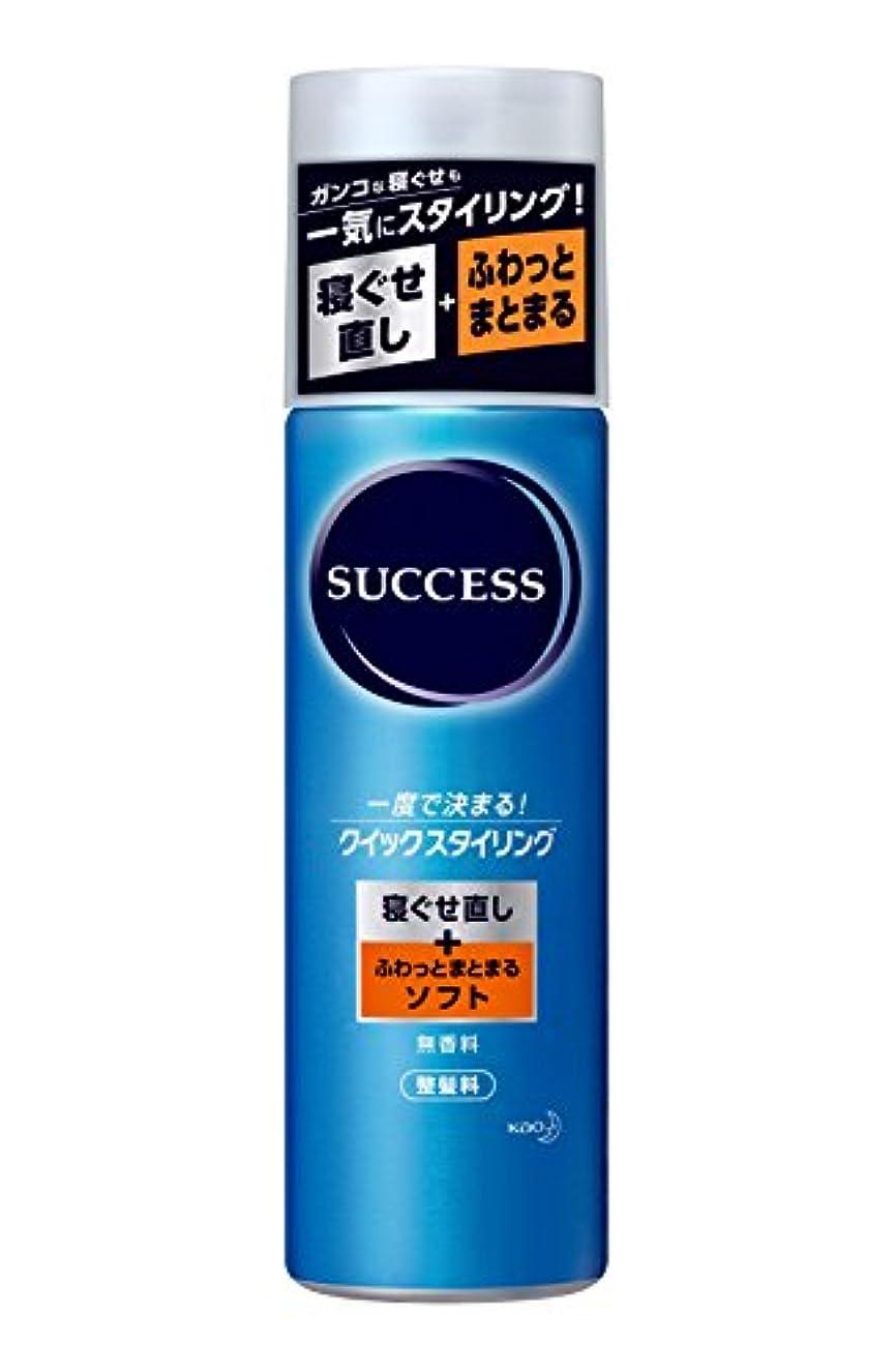 サクセスクイックスタイリング ソフト 220g
