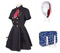 アズールレーン Azur Lane 斯佩伯爵 コスプレ衣装 +鞄+ウィッグ