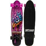 "Tony Hawk 31"" Complete Cruiser Skateboard - Graphic Longboard"