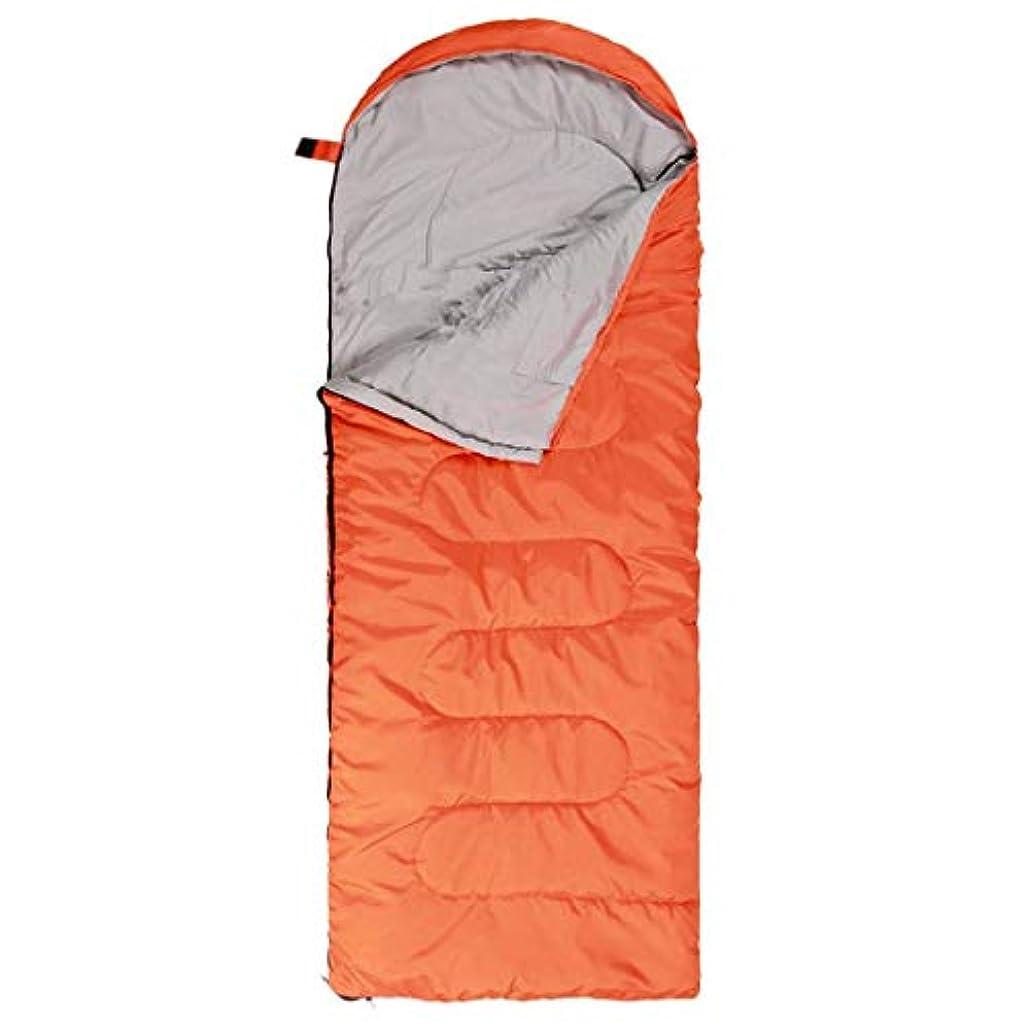 情熱スリラー主要な1寝袋 封筒型 軽量 保温防水シュラフ アウトドア キャンプ 登山 車中泊 防災用 丸洗い可能 快適