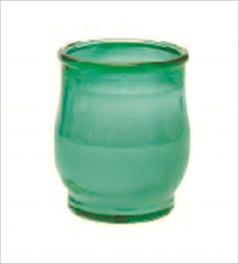 ベーリング海峡割れ目贈り物kameyama candle(カメヤマキャンドル) ポシェ 「 グリーン 」(73020040G)
