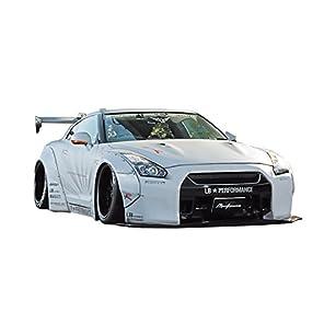 青島文化教材社 1/24 リバティーウォーク No.10 LB・ワークス R35 GT-R Ver.2 プラモデル