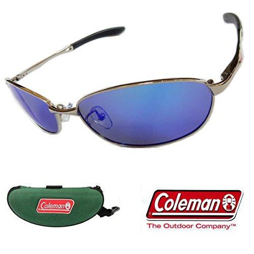 [해외] COLEMAN 콜맨 편광 썬글라스 CO4001-1 녹케이스+콜맨 스티커부-CO3008-1+CASE