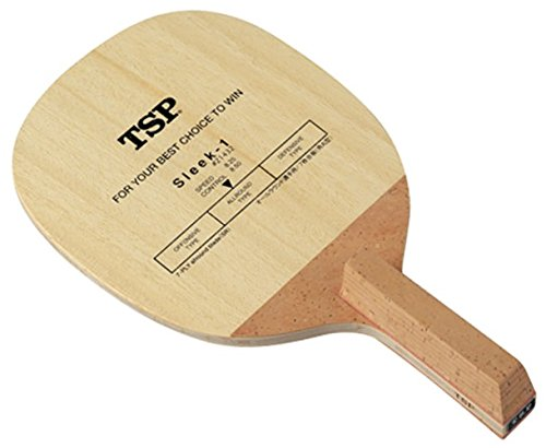 ティーエスピー(TSP) 卓球 日本式ペンラケット スリーク・1 021432