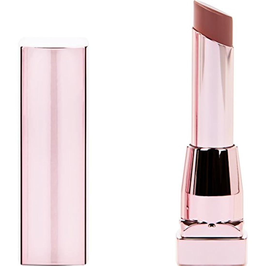 誤ヒョウ枯れるMAYBELLINE Color Sensational Shine Compulsion Lipstick - Spicy Mauve 065 (並行輸入品)