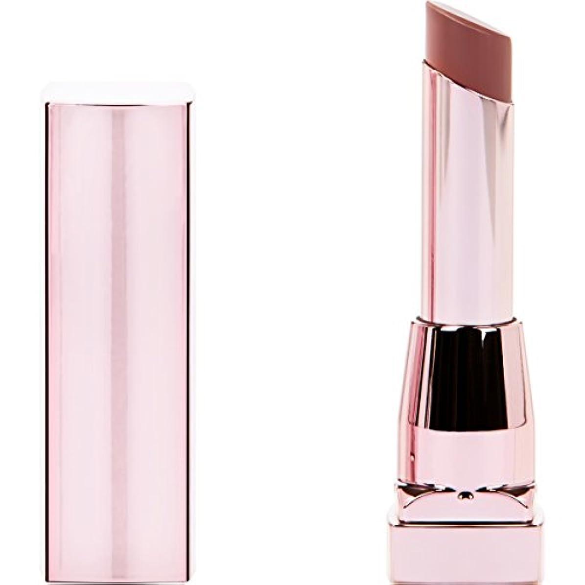 状本質的ではない誰でもMAYBELLINE Color Sensational Shine Compulsion Lipstick - Spicy Mauve 065 (並行輸入品)