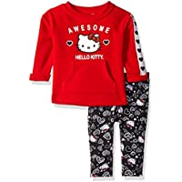 Hello Kitty Baby Girls 2 Piece Legging Set