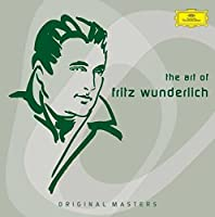 Art of Fritz Wunderlich (Spkg)