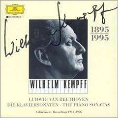 W.ケンプ(P) ベートーヴェン ピアノ・ソナタ全集の商品写真