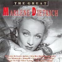Great Marlene Dietrich