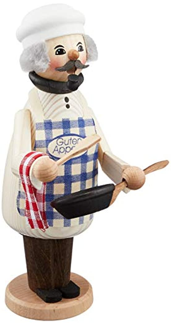 櫛恐ろしい興奮するkuhnert ミニパイプ人形香炉 コック