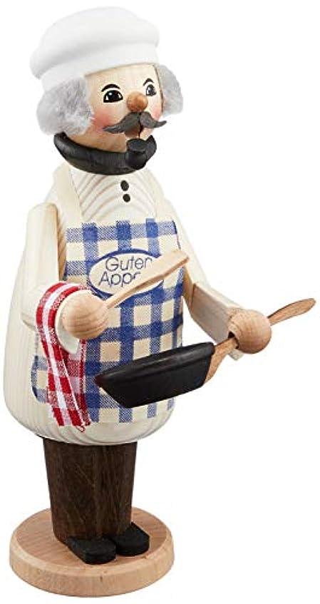 表示朝ごはん葉を拾うkuhnert ミニパイプ人形香炉 コック