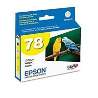 epst078420–EPSONインクカートリッジイエロー