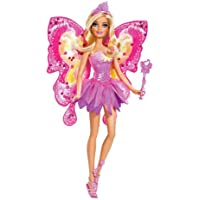 バービーBarbie Beautiful Fairy Barbie Doll W2966 輸入品