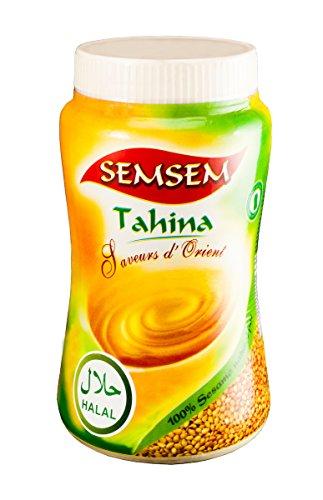 タヒニ 白胡麻ペースト 400g【ハラル認証】Halal Sesame Paste/Tahina/Tahini 白和え タヒーナ ホムス Middle Eastern Foods