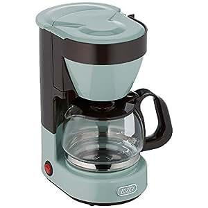 ラドンナ コーヒーメーカー PALE AQUALADONNA Toffy4カップコーヒーメーカー K-CM1-PA