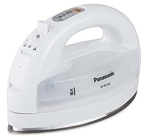 パナソニック コードレススチームアイロン ホワイト NI-WL502-W