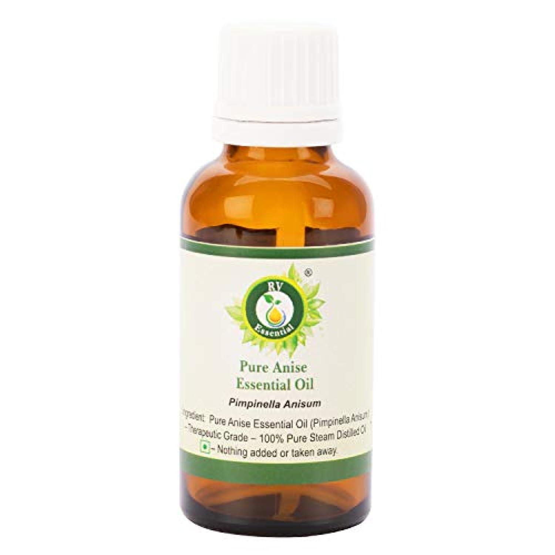 憂鬱堤防モーテルピュアアニスエッセンシャルオイル10ml (0.338oz)- Pimpinella Anisum (100%純粋&天然スチームDistilled) Pure Anise Essential Oil