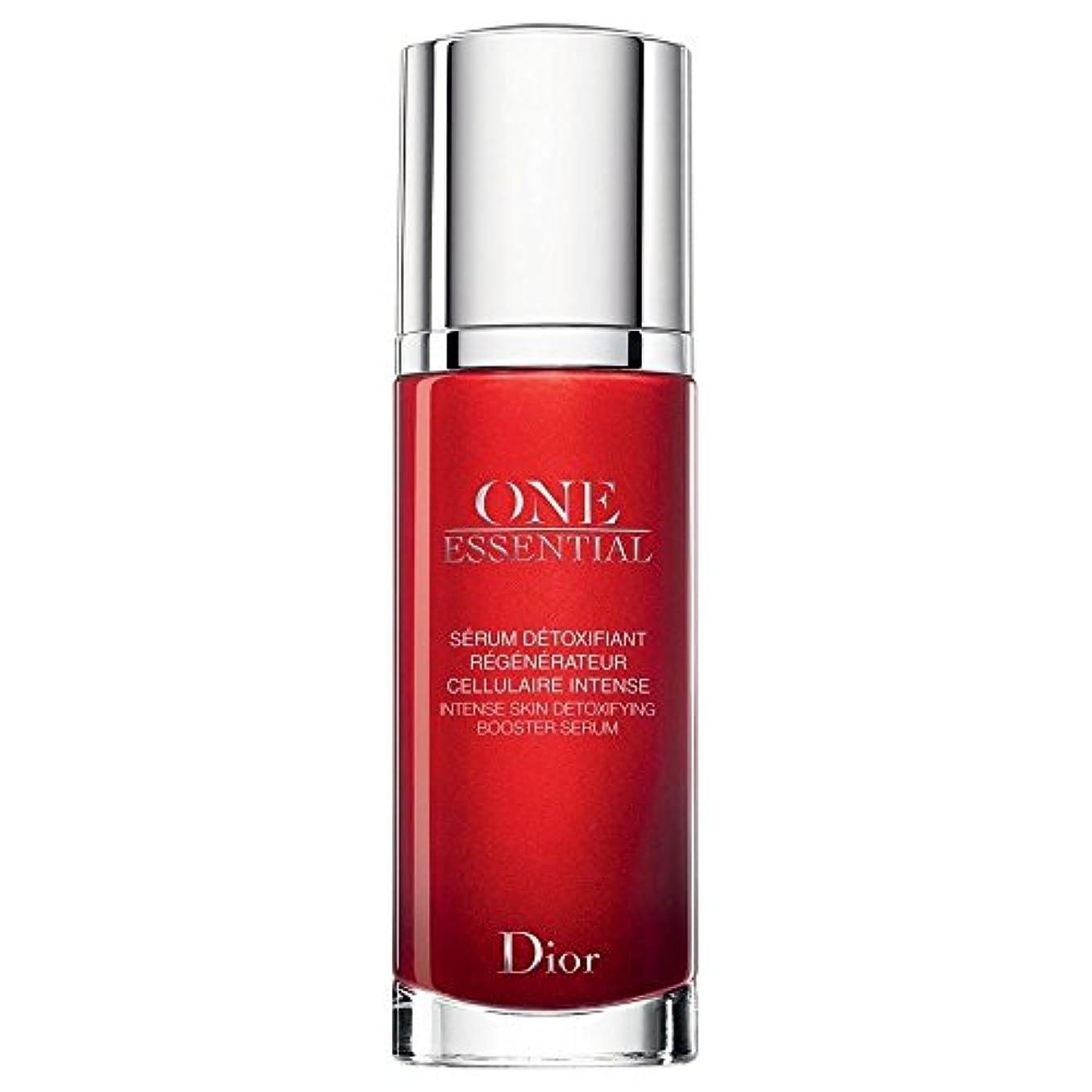 小間お母さん理容師[Dior] ディオール1つの不可欠血清50ミリリットル - Dior One Essential Serum 50ml [並行輸入品]