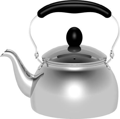 ミニケトル お茶まる 1.3L 茶こし付き