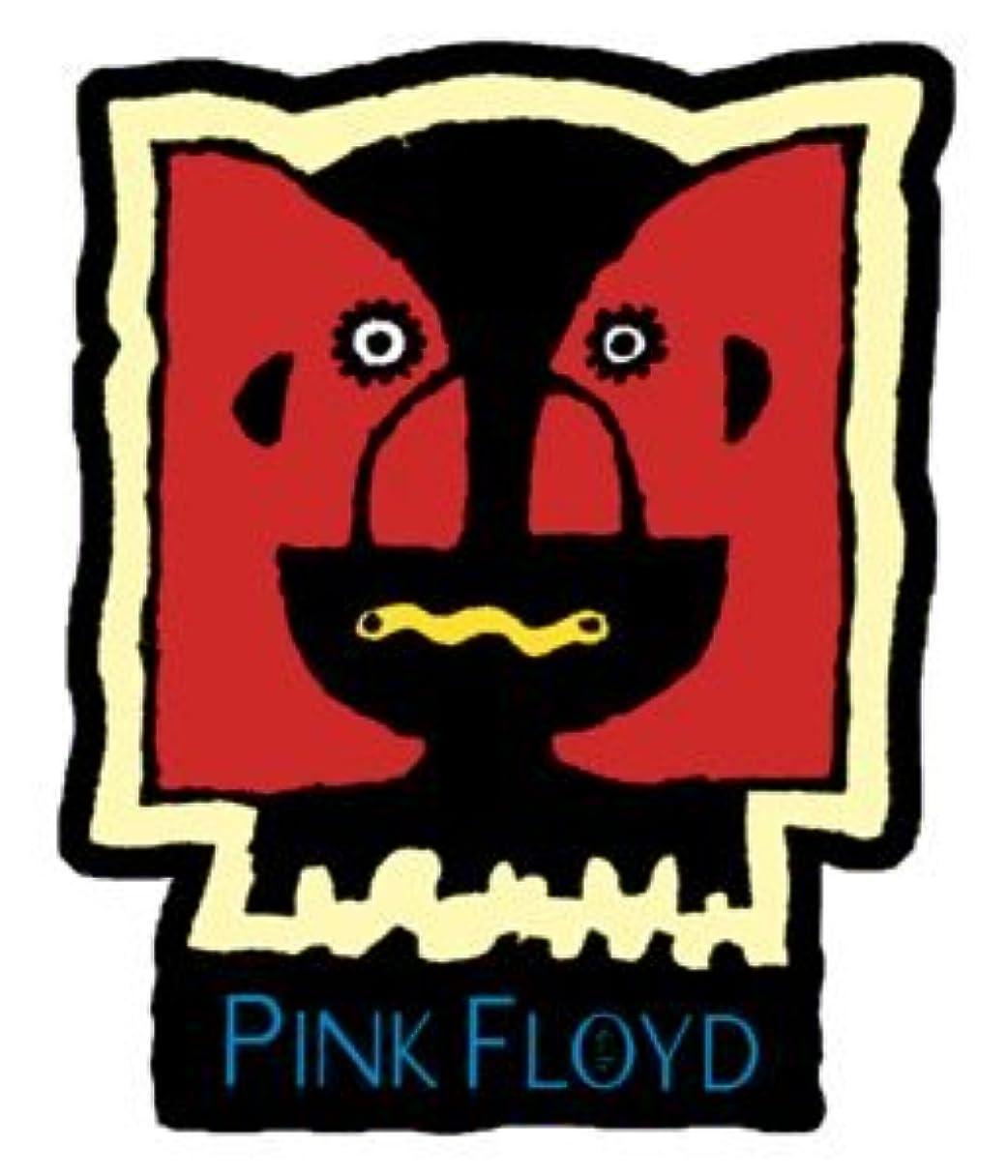 後世ガウン恐れPink Floyd(ピンク・フロイド) アイロン パッチ/ワッペン P-0659