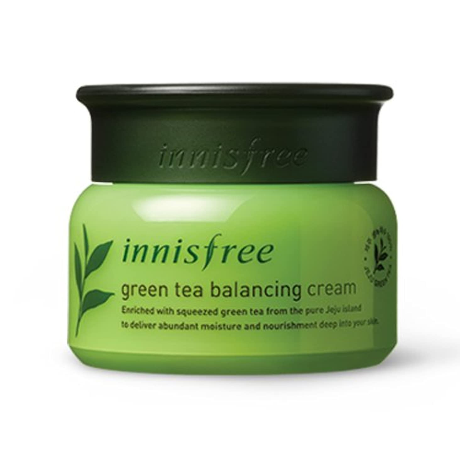 ボウルドアミラー慎重に[INNISFREE]イニスフリーグリーンティーバランシング クリーム 50ml green tea balancing cream50ml