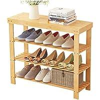 小さな靴の棚シンプルな多層多機能靴のキャビネット靴のベンチを変更する経済的な家庭 (サイズ さいず : 17cm*28cm*70cm*70cm)