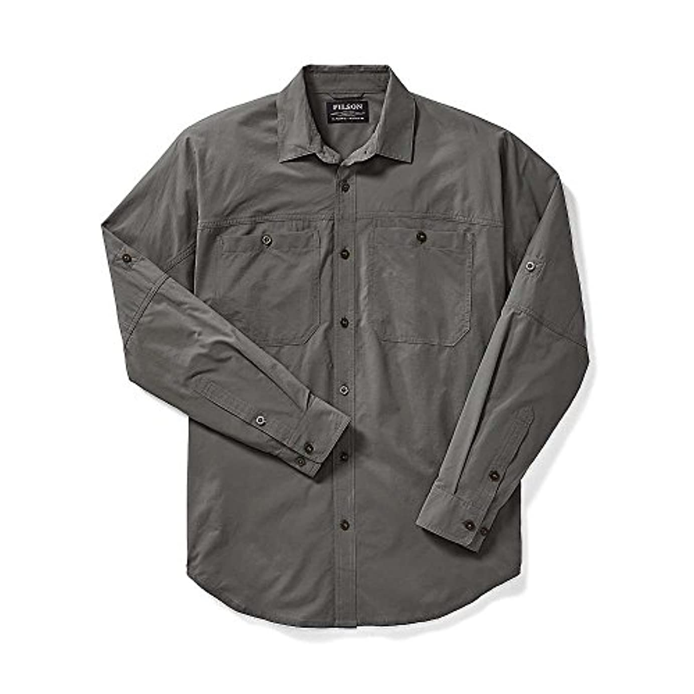 無し一晩桁[フィルソン] メンズ シャツ Filson Men's Alagnak Shirt [並行輸入品]