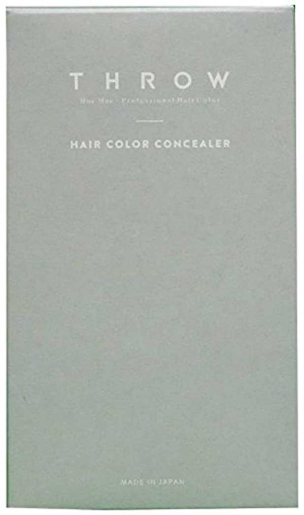 どうやら額背が高いスロウ ヘアカラーコンシーラー(ライトブラウンレギュラー)<毛髪着色料>専用パフ入り