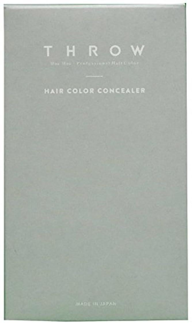 霧深い競合他社選手パットスロウ ヘアカラーコンシーラー(ライトブラウンレギュラー)<毛髪着色料>専用パフ入り