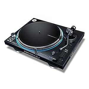 Denon DJ クォーツロック・ダイレクトドライブ・ターンテーブル RGBカラーLED搭載 VL12 PRIME