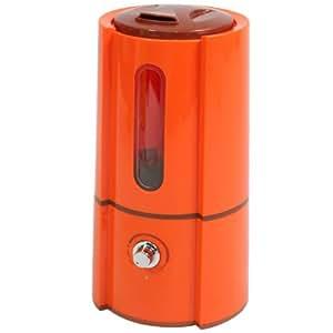超音波加湿器 DOLCE 橙 / 加湿量 400ml/h 2.5L 大容量タンク /SRH066-OR/###加湿器SRH066橙###