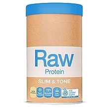 Amazonia Raw Slim & Tone Protein, Vanilla & Cinnamon, 1kg