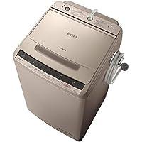 日立 10.0kg 全自動洗濯機 シャンパンHITACHI ビートウォッシュ BW-V100C-N