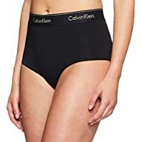 Calvin Klein Women's Modern Cotton Recolors High Waist Hipster
