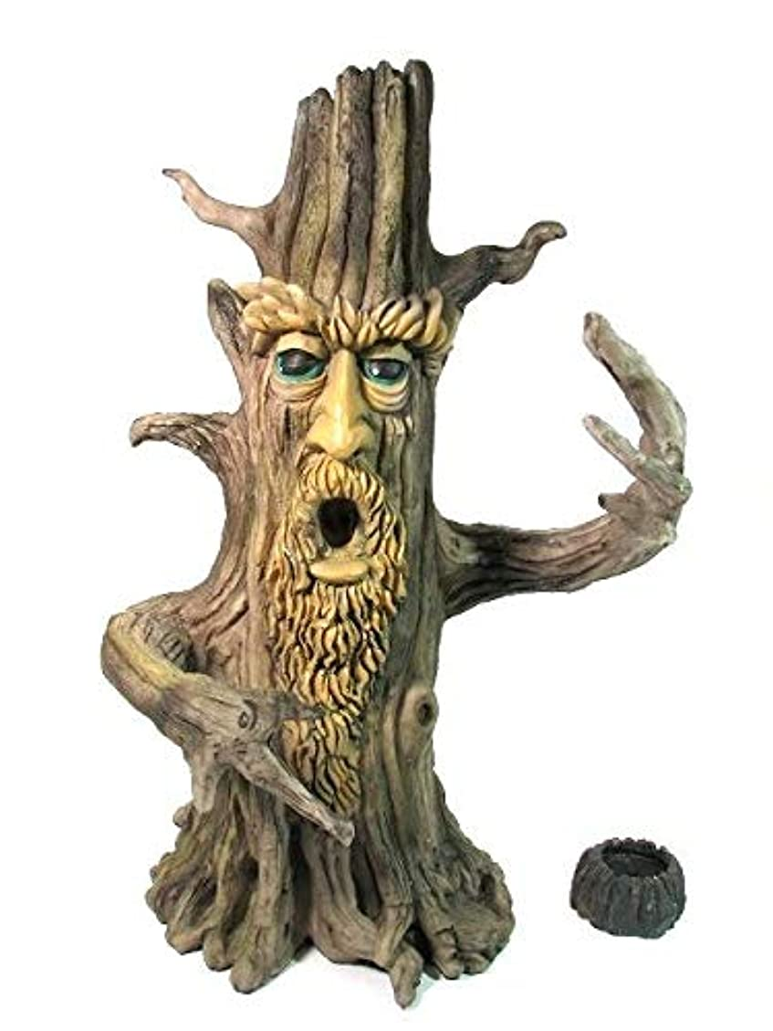 振り向く適用するアプト[INCENSE GOODS(インセンスグッズ)] TREE MAN INCENSE BURNER 木の精香立