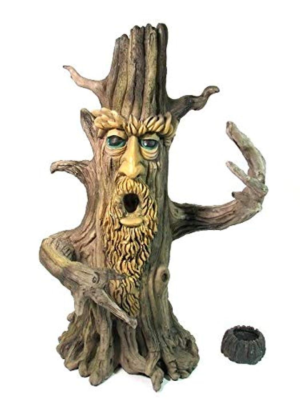 [INCENSE GOODS(インセンスグッズ)] TREE MAN INCENSE BURNER 木の精香立