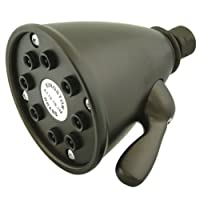 Kingston Brass K139A5 Designer Trimscape Showerscape Jet Spray Shower Head, Oil Rubbed Bronze [並行輸入品]